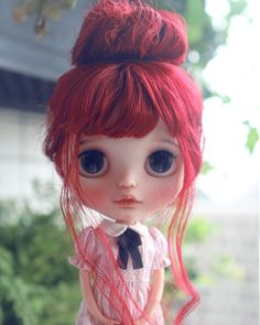 "1,791 Likes, 37 Comments - KEN  (@k07doll) on Instagram: ""#devidelacour #blythe #customblythe #doll #k07 #k07doll"""