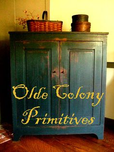 Olde Colony Primitives
