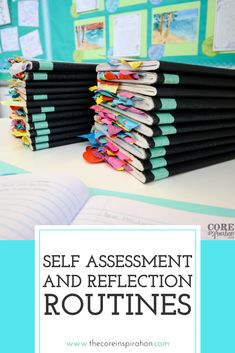 These tips are perfect for reading and writing workshop. Detailed ideas for boosting accountability and engagement for my readers and writers. Self assessment and student reflection are so nicely integrated in this elementary classroom, making feedback and assessment easier for the teacher. #coreinspiration #readingworkshop #studentreflection #teacherfeedback #differentiationtips #classroomtips #elementaryschool