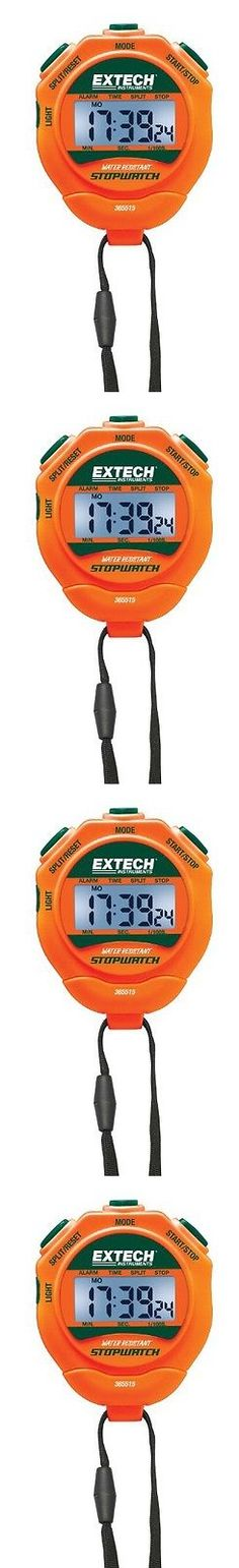 Stopwatches 166149: 365515 Stopwatch Clock With Backlit Display -> BUY IT NOW ONLY: $36.13 on eBay!