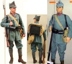 Image associée World War One, First World, Ww2 Uniforms, Military Uniforms, Troops, Soldiers, Cold War, Army, Eastern Europe