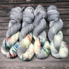 A personal favorite from my Etsy shop https://www.etsy.com/listing/586944648/jimmy-sock-hand-dyed-yarn-sock-yarn