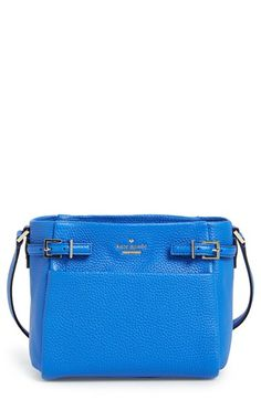 kate+spade+new+york+'holden+street+-+mini+brandy'+pebbled+leather+crossbody+bag+available+at+#Nordstrom