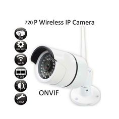 49.90$  Watch now - http://aibje.worlditems.win/all/product.php?id=32770593157 - Freeship Wireless IP Camera Wifi HD 720P Serveillance IP66 Waterproof Bullet Camera Network Camera 1/3'' Color CMOS with IR-Cut
