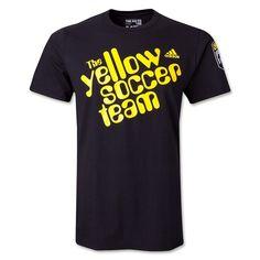 Columbus Crew City Pride T-Shirt Columbus Crew, City Pride, Soccer, Mom, Yellow, Mens Tops, T Shirt, Supreme T Shirt, Futbol