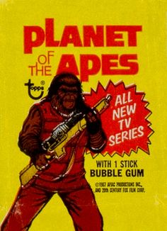 Planet of the Apes Wrapper