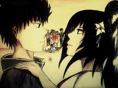 Shino y mako  Llego el día de la boda