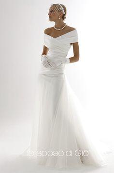 Brautkleider von Le Spose di Gio - Model No. 11