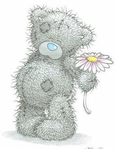 Tatty Teddy by constance