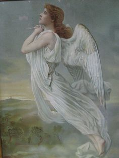 Resurrection Morning An Angel In The Garden by Catherine Reeves.  (1) From: Picasa Web Albums, please visit