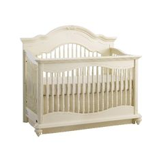 Crib for little girl