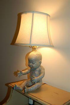 DIY Make your own lamp