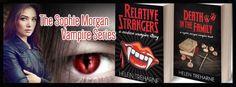 """Helen Treharne on Twitter: """"Sophie Morgan Vampire Series - get the first 2 #books for less than £5 here. #URBANFANTASY https://t.co/KqzjyXHkIc https://t.co/hHDCm4VOdi"""""""