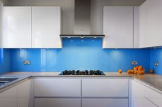 kitchen splashbacks glass - Google Search