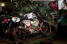 V 7 Racer, 2011
