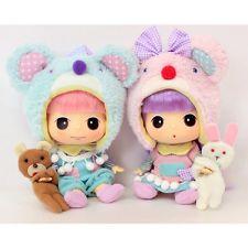 Korea Brand Ddung Cute Lovely Kawaii Baby Doll 18cm 7in Candy Angel Couple Set