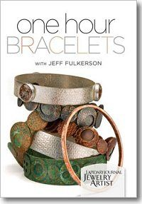 Bracelets, Bangles, and Cuffs: Learn to Make Quick and Easy Arm Candy in One Hour - Jewelry Making Daily - Jewelry Making Daily