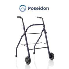 RP675 POSEIDON - Rolator ortopedic cu 2 roti fara sezut http://ortopedix.ro/rolator/966-rp675-poseidon-rolator-cu-2-roti-fara-sezut.html