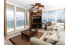 Panoramic views at Caribbean Resort 1603 Navarre Beach, Gulf Breeze, Caribbean Resort, Beach Vacation Rentals, Sandy Beaches, View Photos, Condo, Florida, Travel