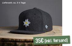 Bavarian Caps - Tradition neu definiert.