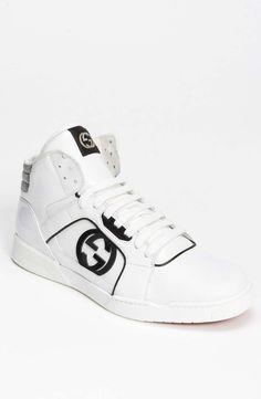 Gucci 'Rebound' Mid High Top Sneaker