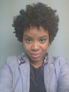 Yolanda Renee is Naturally Glamorous! | Curly Nikki | Natural Hair Styles and Natural Hair Care