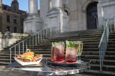 This summer Spitalfields have have some sensational summer packages! Enjoy a refreshing cocktail in the courtyard on them when booking before the 31st of March!