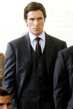 Christian Bale.