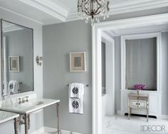 Cliffside Gray by Benjamin Moore paint benjamin moore stonington gray | Style and Design for a Family Home