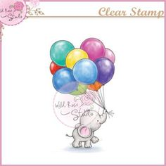 NEW* Wild Rose Studio Stamps -