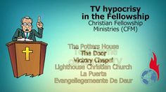 TV Hypocrisy in Wayman Mitchell's Potters House