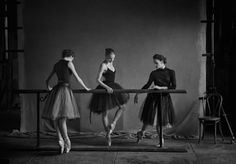 See Peter Lindbergh's Stunning New York City Ballet Portraits Ballet Barre, City Ballet, Ballet Dancers, Peter Lindbergh, Dance Photos, Dance Pictures, Ballet Photography, Fashion Photography, Editorial Photography