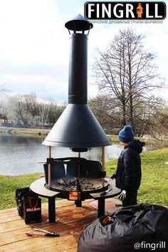 Гриль Fingrill. Качественный отдых на свежем воздухе с безопасным и качественным грилем барбекю Fingrill Nordic.