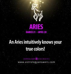 #Aries :)                                                                                                                                                                                 More