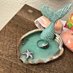 Savannah May added a photo of their purchase Jewelry Tray, Resin Jewelry, Jewellery Display, Jewelry Dish, Resin Crafts, Resin Art, Clay Art, Uv Resin, Small Gift Boxes