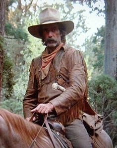 Sam Elliott in The Quick and the Dead (1987)