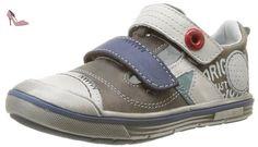 Catimini Carolane, Chaussures de ville garçon - Gris (11 Vte Gris/Marine Dpf/Drago), 30 EU - Chaussures catimini (*Partner-Link)