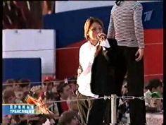 Диана Арбенина-Ты одессит Мишка. Видео с концерта на Красной площади в день победы 09.05.2007.