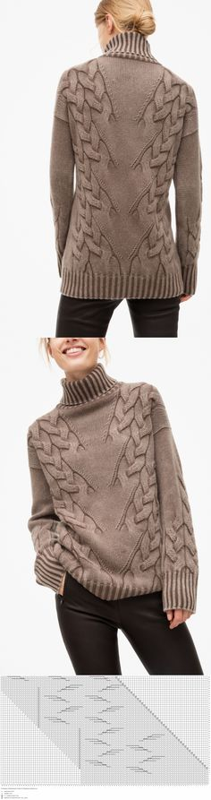 Fir-tree we do plaits as Iris von Arnim. Sweater spokes