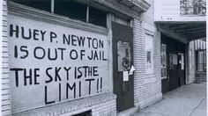 Black Panthers headquarters in Baltimore, 1970