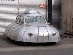 Most Weird Cars Ever...The UFO