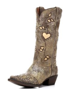 Eight Second Angel Women's Laura Beth Boot - Crackle Tan