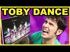 One Direction - What Makes You Beautiful - TOBY DANCES. God this is going to be me when i dance to it....OH WELL!!!!!!! love u toby!