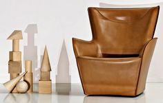 Smink Incorporated | Products | Armchairs | Molteni & C | Mandrague
