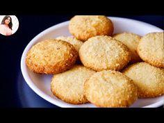 Coconut Biscuits, Coconut Cookies, Biscuit Recipe, Cornbread, Cookie Recipes, Bakery, Oven, Muffin, Breakfast