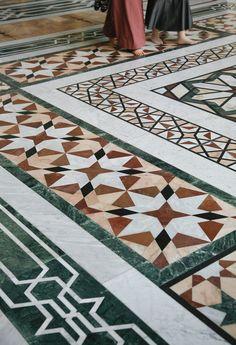 Umayyad Mosque. Damascus, (Syria).