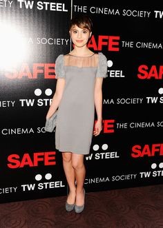 """Sami Gayle Photos: Lionsgate with The Cinema Society & TW Steel host the premiere of """"Safe""""- Arrivals"""