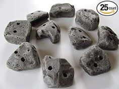 10 Large Screw on Climbing Holds. 10 Screw on rock climbing holds. Climbing holds are made from recycled materials. The climbing holds you receive may be different then the holds shown. You will receive 10 Large jug style screw on climbing holds. Climbing Wall Holds, Kids Rock Climbing, Indoor Climbing, Mountain Climbing Gear, Mountain Gear, Mountain Biking, Playground Accessories, Up Bar, Rock Wall