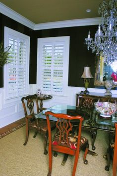 Going with plantation shutters on all windows
