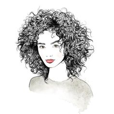 6 haircuts for curls: Trends and tips for every curl type Naturally Curly Haircuts, Medium Curly Haircuts, Curly Lob Haircut, Haircuts For Curly Hair, Curly Hair Cuts Medium, Curly Hair Layers, Curled Hairstyles, Trendy Hairstyles, Girl Hairstyles